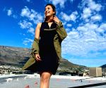 Free Photo: Divyanka Tripathi posts 'on location' pictures from Cape Town