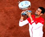 Djokovic rallies to win French Open, his 19th Grand Slam title (Ld)