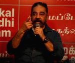 MNM chief Kamal Haasan to campaign extensively for rural local body polls