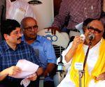 DMK election campaign - M Karunanidhi