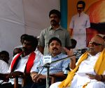 M Karunanidhi's election campaign