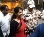 Kanimozhi 'shocked' at selection of Shanmugam as AIIMS board member