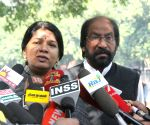 'Campaign starts', BJP responds to Kanimozhi's Hindi imposition charge