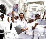 DMK walks out of TN assembly over bribe row