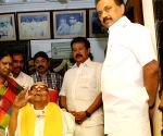 Karunanidhi's birthday
