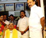 Karunanidhi's birthday