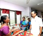 M. K. Stalin meets those injured in anti-Sterlite protests
