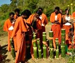 Doc dances to woo Kerala tribal's to take Covid vax