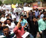 Resident doctors go on strike in Delhi,