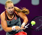 QATAR-DOHA-TENNIS-2019 WTA QATAR OPEN