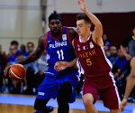 QATAR DOHA BASKETBALL WORLD CUP QUALIFICATIONS