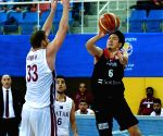 QATAR-DOHA-BASKETBALL-WORLD CUP ASIAN QUALIFIERS-QAT VS JPN