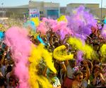 QATAR DOHA SPORT COLOR RUN