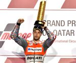 Dovizioso takes pole position for Japan MotoGP