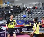 QATAR-DOHA-TABLE TENNIS-ITTF WORLD TOUR-QATAR OPEN