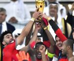 QATAR-DOHA-2022 FIFA WORLD CUP-NEWLY BUILT STADIUM-AL-WAKRAH STADIUM-AMIR CUP