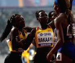 QATAR-DOHA-IAAF WORLD ATHLETICS CHAMPIONSHIPS-WOMEN'S 800M FINAL