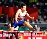QATAR-DOHA-IAAF WORLD ATHLETICS CHAMPIONSHIPS-MEN'S 400M HUNDLES FINAL