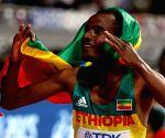 QATAR-DOHA-IAAF WORLD ATHLETICS CHAMPIONSHIPS-MEN'S 5000M FINAL