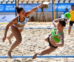 QATAR-DOHA-ANOC WORLD BEACH GAMES-BEACH HANDBALL