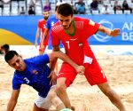 QATAR-DOHA-WORLD BEACH GAMES-MEN'S BEACH SOCCER