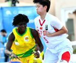 QATAR-DOHA-WORLD BEACH GAMES-WOMEN'S 3X3 BASKETBALL