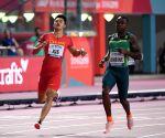 ) QATAR-DOHA-IAAF WORLD ATHLETICS CHAMPIONSHIPS