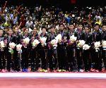 CHINA DONGGUAN BADMINTON 2015 SUDIRMAN CUP.
