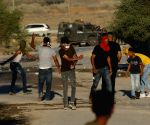 Dozens of Palestinians injured in West Bank clashes