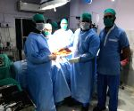Free Photos: First hip joint replacement surgery in Jammu region gives youth new life