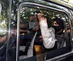 Dr Farooq Abdullah MP Lok Sabha going to meeting with PM Narendra Modi in New Delhi