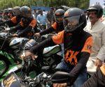 Bike-taxi service launched in Kolkata