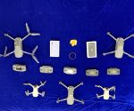 Drones, iPhones, gold seized by Customs at Chennai airport