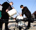 B'luru civic body deploys drones to fight COVID-19