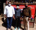 Drug peddler held with heroin worth 25 lakhs
