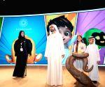 UAE DUBAI EXPO 2020 MASCOTS