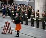 IRELAND DUBLIN EASTER RISING COMMEMORATION