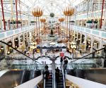 Ireland dublin christmas Shopping