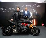 Launch of 2019 Ducati Diavel 1260
