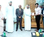 After dad Mammootty, Dulquer Salmaan also gets UAE Golden Visa