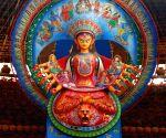 Naktala Uddyan Sangha Durga Puja pandal