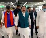 During Bengal trip, Nadda to address intellectuals, lunch with jute mill worker