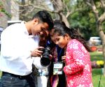 Budding talent: Filmmaking gives freedom, confidence to young girls