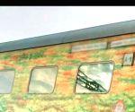Robbery in Jammu-Delhi Duronto Express