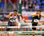 GERMANY-DUSSELDORF-IAAF WORLD INDOOR TOUR