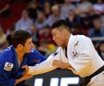 GERMANY DUSSELDORF JUDO GRAND SLAM DAY TWO