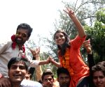 DUSU polls: ABVP bags three top posts, NSUI one