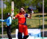 O'Dowd becomes 1st Dutch player to score T20I ton