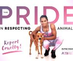 Dutee Chand stars in new PETA India ad