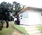 "Commissioning of ""Continuous Ambient Air Quality Monitoring System"